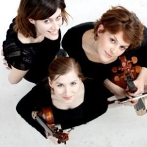 Photo Trio Estampe