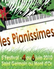 Affiche Pianissimes