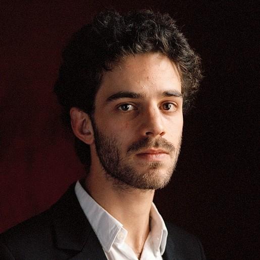 Adam Laloum par Carole Bellaiche